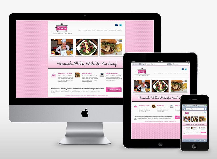Crock of Love Website