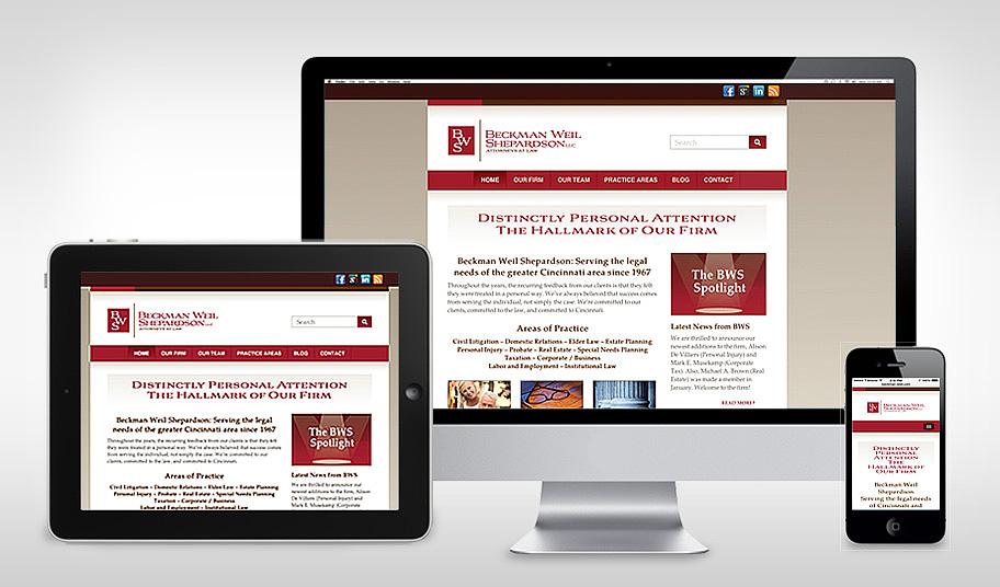 Beckman Weil Shepardson Website