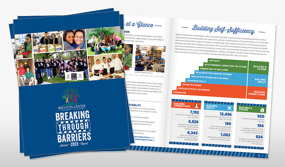 Brighton Center Annual Report 2013