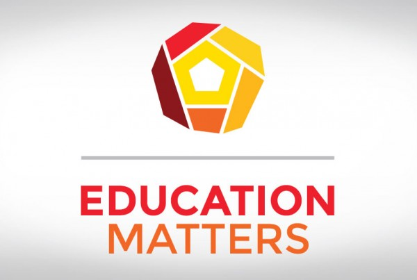 Education matters Logo Design