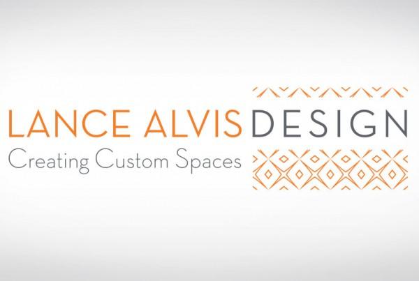Lance Alvis Design Logo