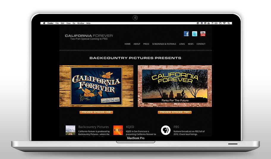 California Forever Website