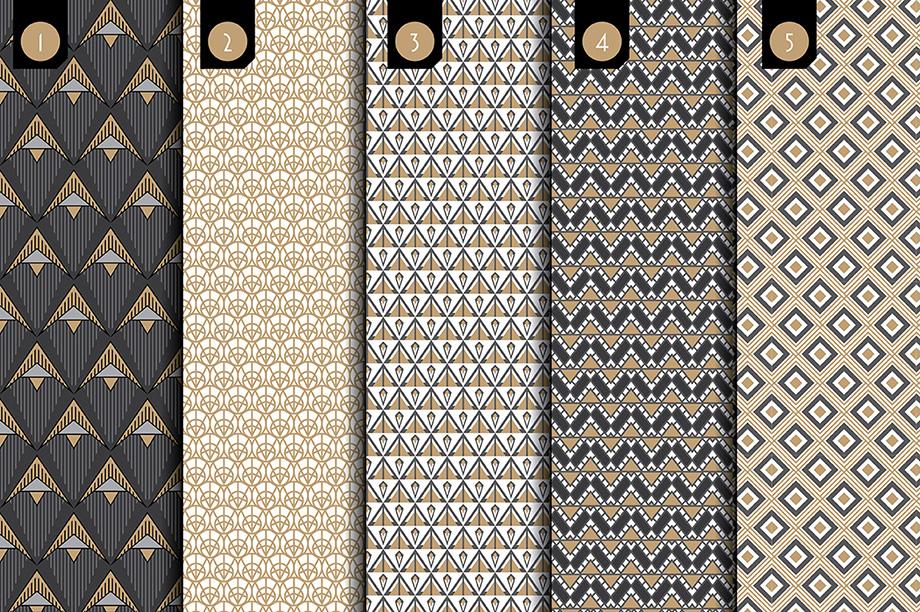 Deco Brushes & Patterns - Vol 2 Slide 2