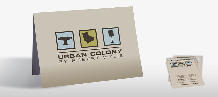 Urban Colony Print Items